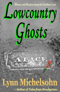 Lowcountry Ghosts book cover